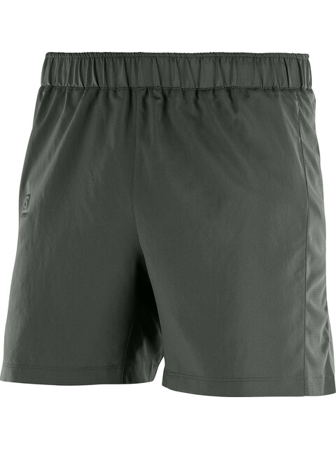 "Salomon Agile 5"" Shorts Men urban chic"